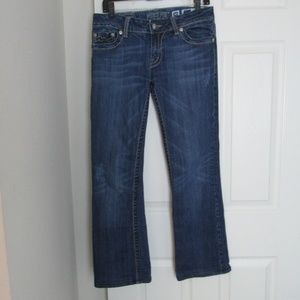 Miss Me Sunny Boot Jeans Size 30